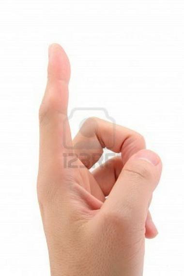 Собственный разгибатель указательного пальца