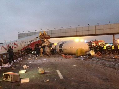 Долгая реабилитация предстоит одному из пострадавших при аварии Ту-204