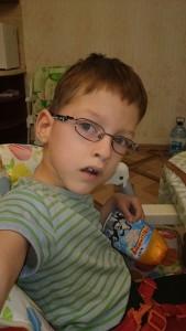 Мальчик Никита нуждается в помощи